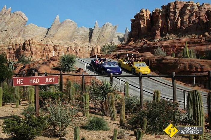 Disney Adventure, Califórnia. Foto: CFR / Blog Pegadas na Estrada