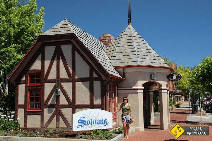 Solvang, Califórnia. Foto: CFR / Blog Pegadas na Estrada