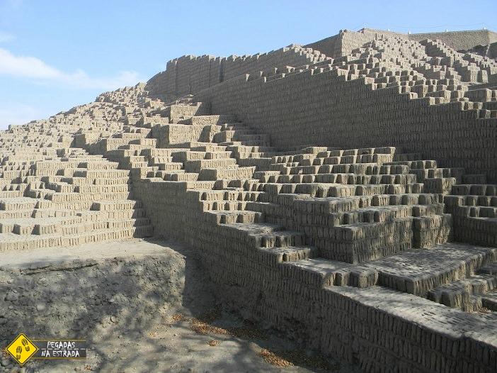 Lima Peru Ruínas Miraflores