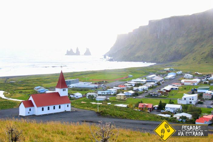Vik, Islândia