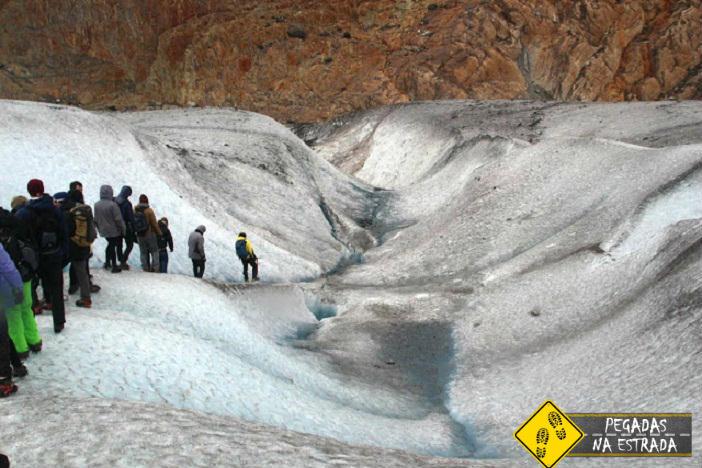 Patagonia glacier hiking argentina