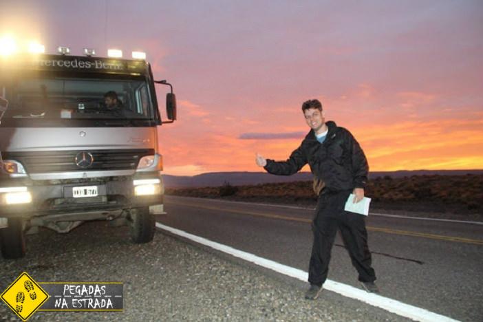 South Road Argentina patagonia