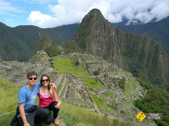 Machu Picchu, Peru. Foto: CFR / Blog Pegadas na Estrada