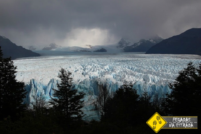 Glaciar Perito Moreno / Foto: CFR / Blog Pegadas na Estrada