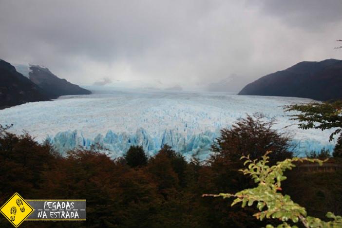 Patagônia Argentina: Perito Moreno. Foto: CFR / blog Pegadas na Estrada