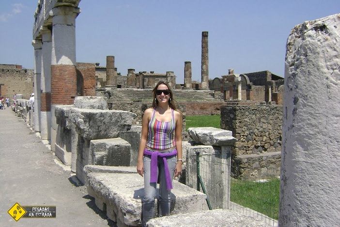 Italia Italy Pompeii