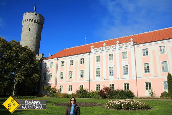 Parlamento da Estônia. Foto: RMA / Blog Pegadas na Estrada