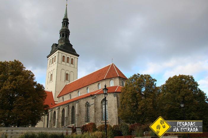 Niguliste toompea estonia