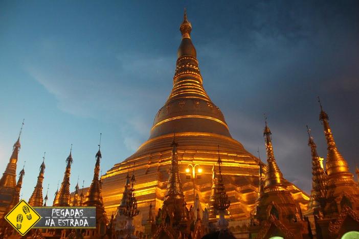 burma pagoda temple