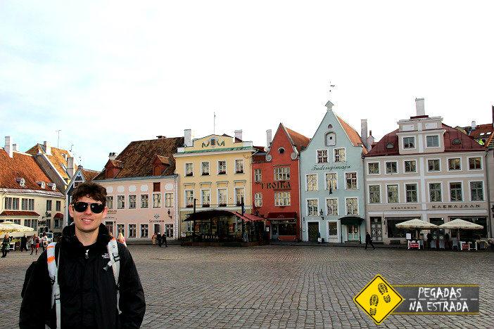 tallinn old town estonia
